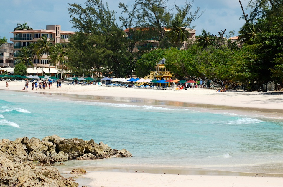 Accra Beach Barbados by RT Photography