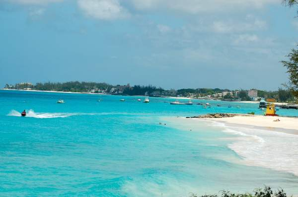 Miami Beach Barbados by RT Photography