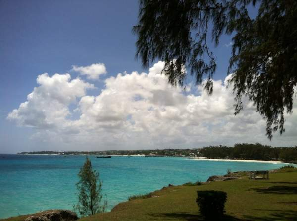 View of Miami Beach Barbados by RT Photography