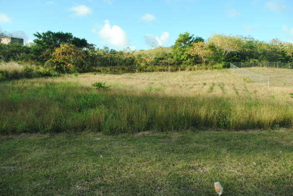Barbados plot of land for sale in St. Michael